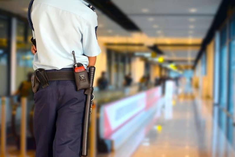 Gestión de servicios de seguridad privada